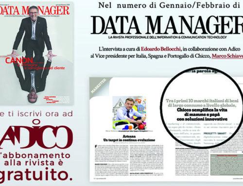 Marco Schiavon sul numero di Gennaio-Febbraio
