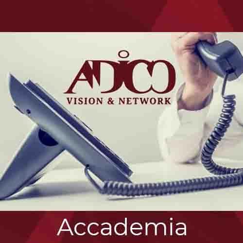 Corso vendita al telefono ADICO