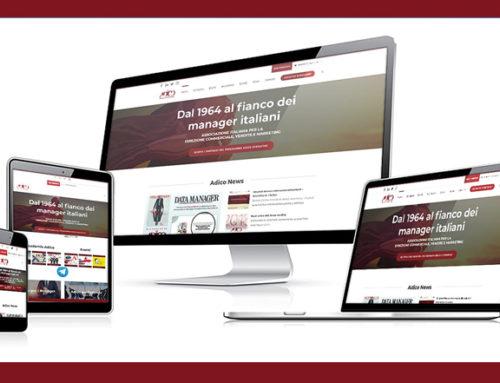 Il nuovo portale Adico è online!