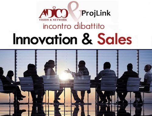 Evento gratuito: Innovation & Sales – L'innovazione IT per migliorare le performance di vendita