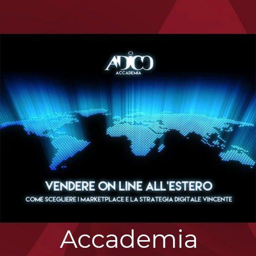 Corso vendere online all'estero ADICO