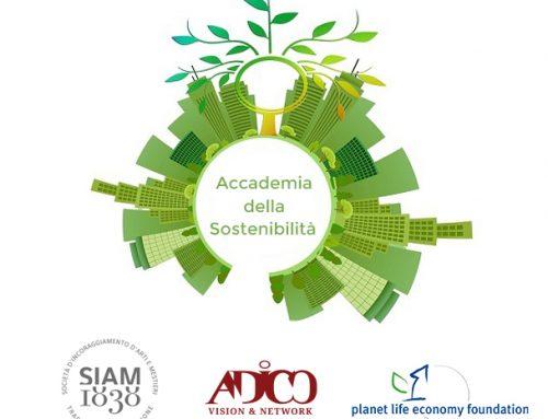 ADICO, SIAM e PLEF lanciano l'Accademia della Sostenibilità a Milano.