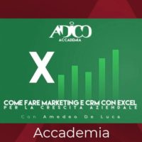 Marketing con Excel ADICO