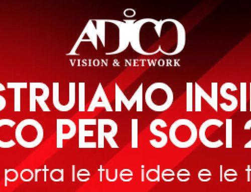 FOCUS GROUP COSTRUIAMO INSIEME ADICO SOCI 2019
