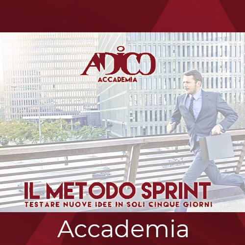 Metodo Sprint ADICO ACCADEMIA