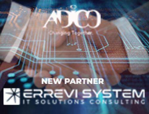 Benvenuto a Errevi System nuovo Partner ADICO