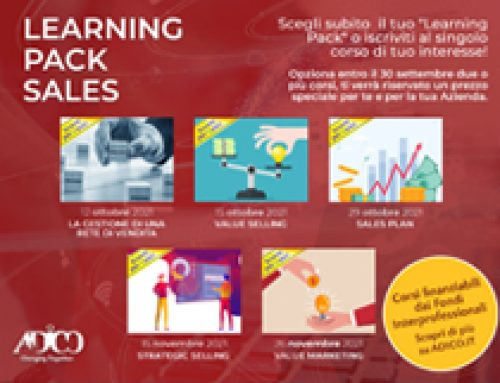 SALES LEARNING PACK